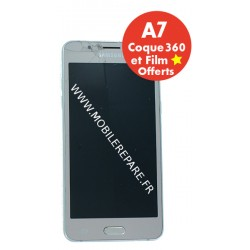 Ecran samsung A7 reparation de telephone a paris 11