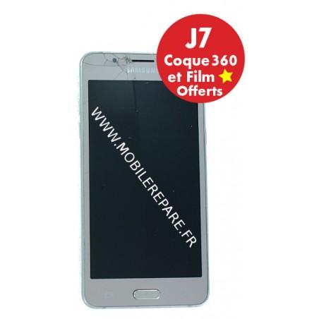 Ecran samsung J7 reparation de telephone a paris 11